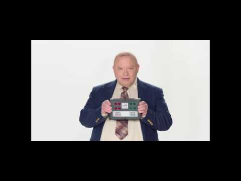 Checkered Flag Lie Detector TV Commercial