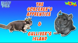 The Sorcerers Apprentice   Gulivers Travel - Fuzzy Tales in Hindi