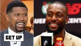 Jalen Rose explains how good Kemba Walker is | Get Up