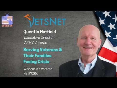 Wisconsin Veterans Network | VetsNet | Helping Veterans In Need | Quentin Hatfield