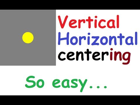 How to center text in div vertically and horizontally in html