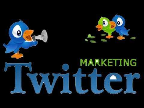 How To Advertise On Twitter - Twitter Marketing Strategy- Social Media Marketing  - 2018