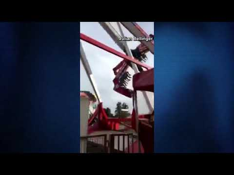 Ohio State Fair ride death: $1.27 million settlement proposed