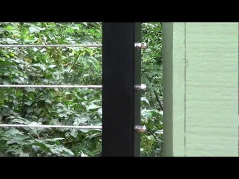 Hansen Cable Railing Installation