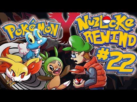 Cyllage City Gym || Pokemon Y ►Nuzlocke Rewind Blind◄ Pt 22