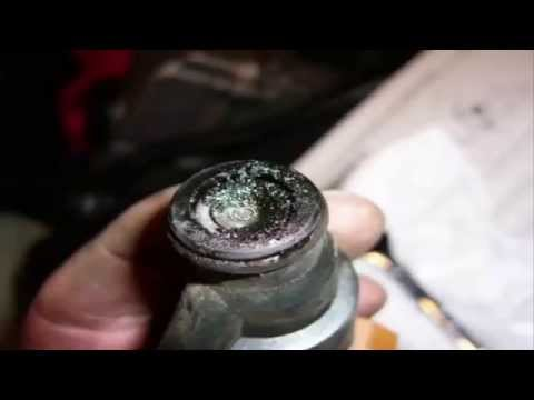 Clogged Fuel Injector