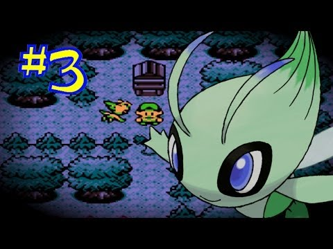 Let's Cheat Pokémon Crystal - #3 : The forest's protector