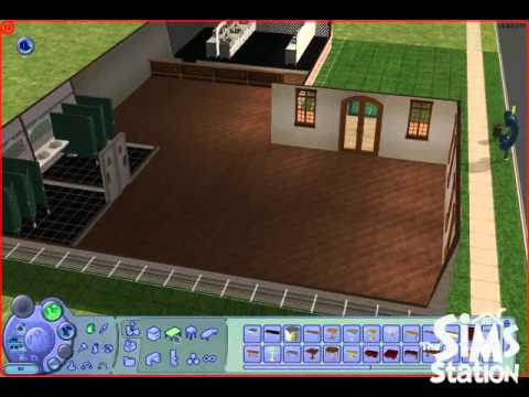 The Sims 2 - Making a Restaurant