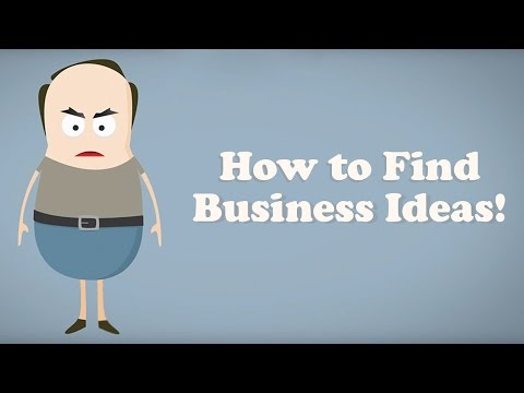 How to Find Business Ideas - The Ultimate Guide