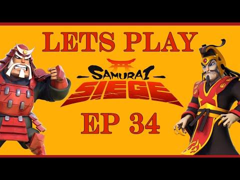 Samurai Siege - Lets Play Ep34