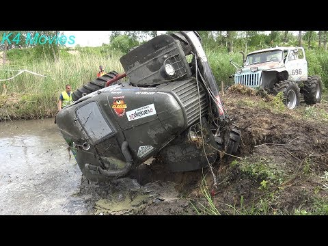 Off-road Truck Race | mud , water  | Ridala 2017