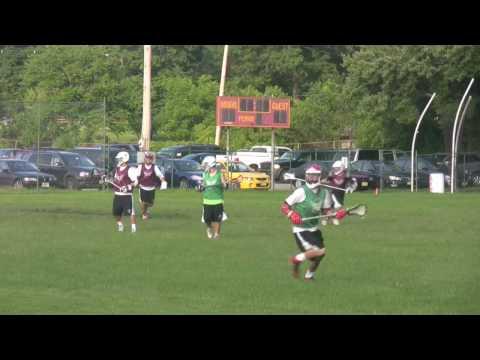 Kyle Gibson #23 - LSM Defense - Garden State Challenge (June '09)