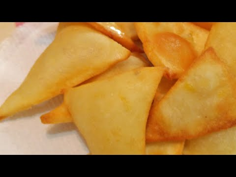 Potato Khasta Recipe || Tasty And Crispy Snacks || Tea Time Recipe || Sanobar's Kitchen