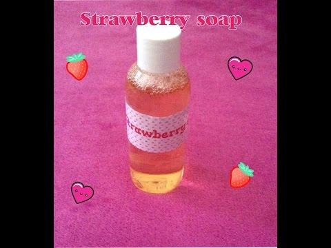 D.I.Y scented liquid soap *Emilia D*