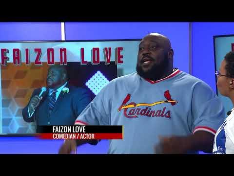 FOX 2 9AM FAIZON LOVE INTERVIEW