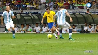 Brasil vs Argentina - Eliminatorias 2018 - Partido completo 1080p