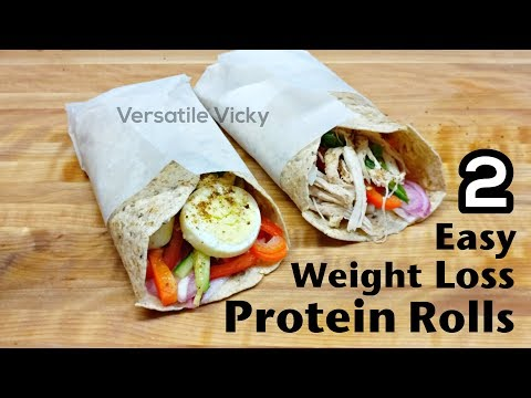 Healthy Snacks | 2 Healthy Snacks For Weight Loss | 5 मिनट में तैयार यह टेस्टी नाश्ता