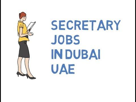 Secretary Jobs in UAE