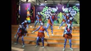 st.charles high school,bangalore - avatar dance
