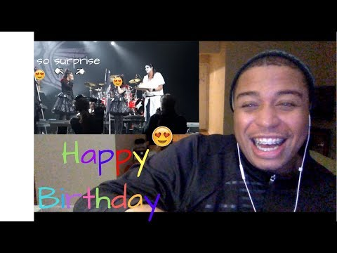 SU METAL Birthday Party with Chad Metal at The O2 Arena Reaction