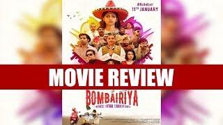 Bombairiya Movie Review : Radhika Apte| Siddhanth Kapoor| Pia Sukanya | FilmiBeat