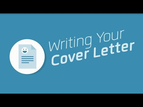 Writing your cover letter - Workindenmark
