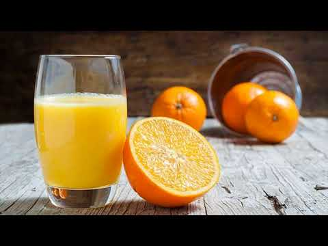 Kitchen Remedy For Post Nasal Drip Is Orange Juice - How To Take