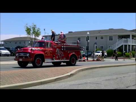 2017 Maryland State Firemen's Association Convention Parade