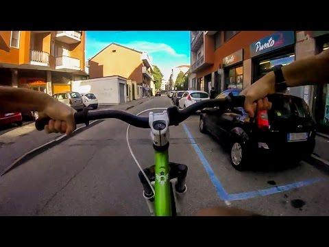 MTB Street Bike Riding | GoPro Hero