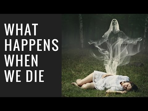 What Happens To Your Spirit When You Die? | Guiding Echoes