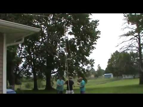 Build a Portable 10 Meter Yagi Antenna