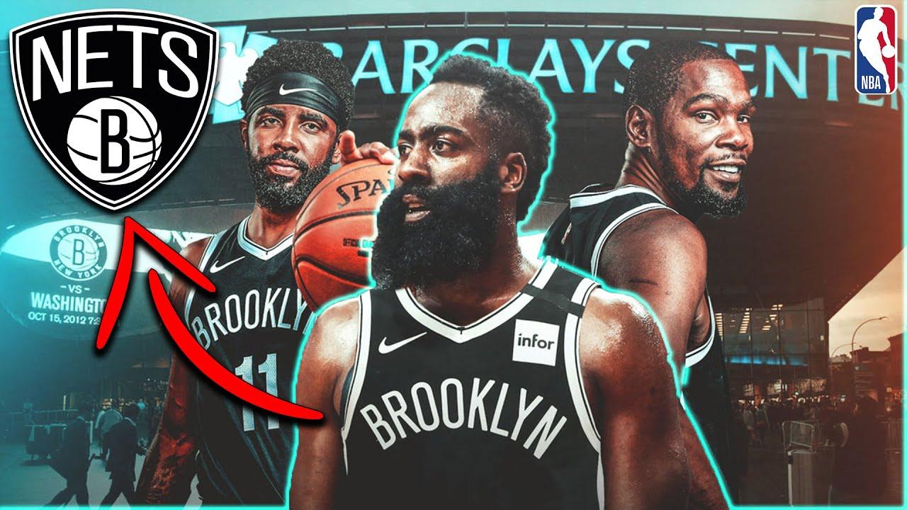 James Harden Brooklyn Nets Rebuild On NBA 2K21 Next Gen