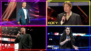 EVERY WWE GENERAL MANAGER (2002-2018) (NXT, NXT UK, ECW, 205 LIVE, SMACKDOWN LIVE, RAW)