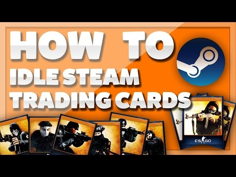 How to get FREE steam trading card