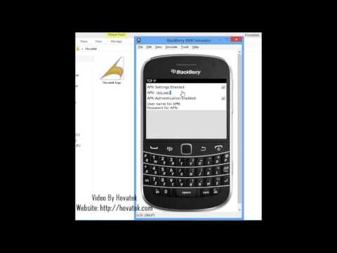 [Hovatek] How to fix internet connection issues on a Blackberry