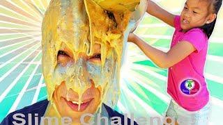 Prince t and princess a family videos slime food challenge diy sli ccuart Images