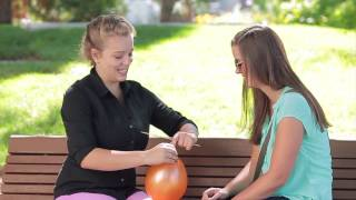 Street Science: Episode 4 - Skewered Balloon