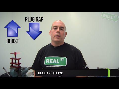 Spark plug gap for boost - Jay's Tech Tips #14