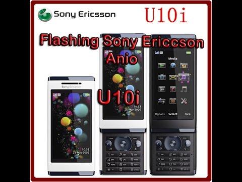 theme sony ericsson u10i