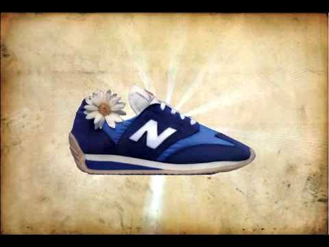 New Balance: 100 Years in 100 Seconds