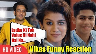 Vikas Gupta Latest Reaction On Priya Prakash Varrier & Roshan Rahoof   Oru Adaar Love