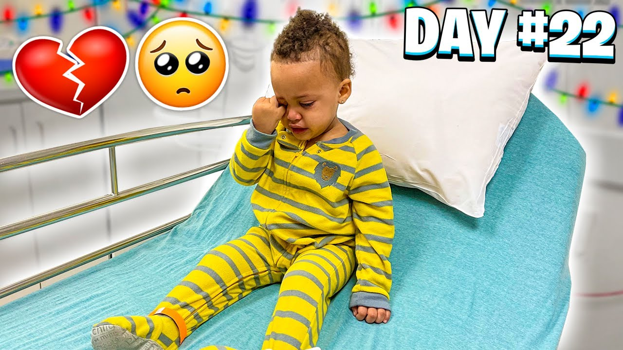 VLOGMAS DAY 22: WE HAD TO RUSH HIM TO THE HOSPITAL...