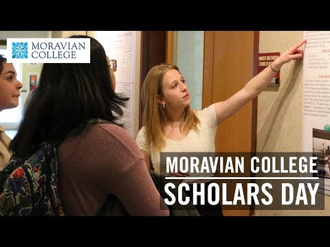 Moravian College 13th Annual Student Scholarship and Creative Endeavors Day