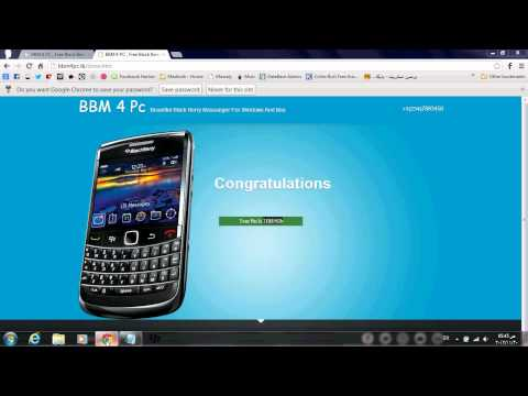 Black Berry Massanger On Pc , BBM 4 PC Free , BBM For Windows And Mac