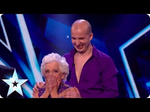 Paddy and Nico are in the final | Britain's Got Talent 2014