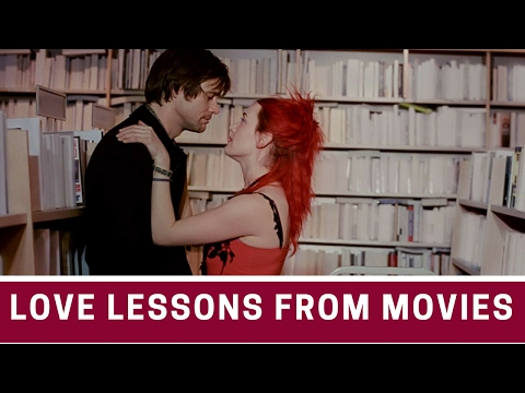 Love Lessons Learned from Movies [LOVE IN FILMS]