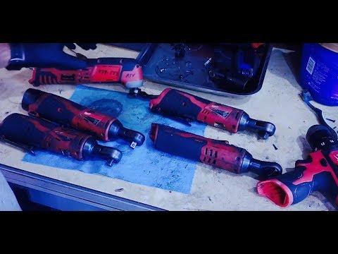 Milwaukee M12 Ratchet Repair