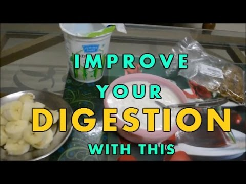 How to improve your digestion | Get rid of Gas/Bloating |