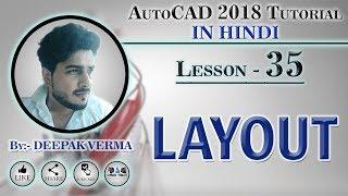Annotative Scale in AutoCAD | Lesson 33 | AutoCAD 2018