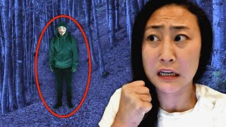 FOLLOWING THE HACKER INTO THE WOODS!! (More Clues Found On Project Zorgo)